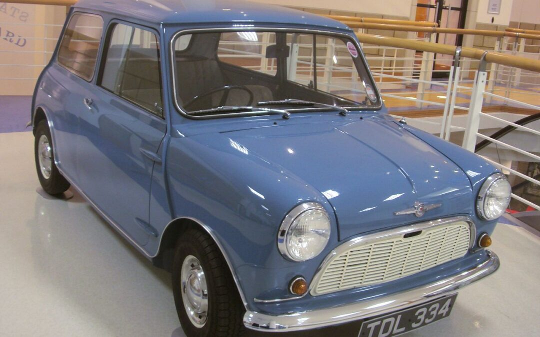 MINI Happy Returns – Sixty Years On