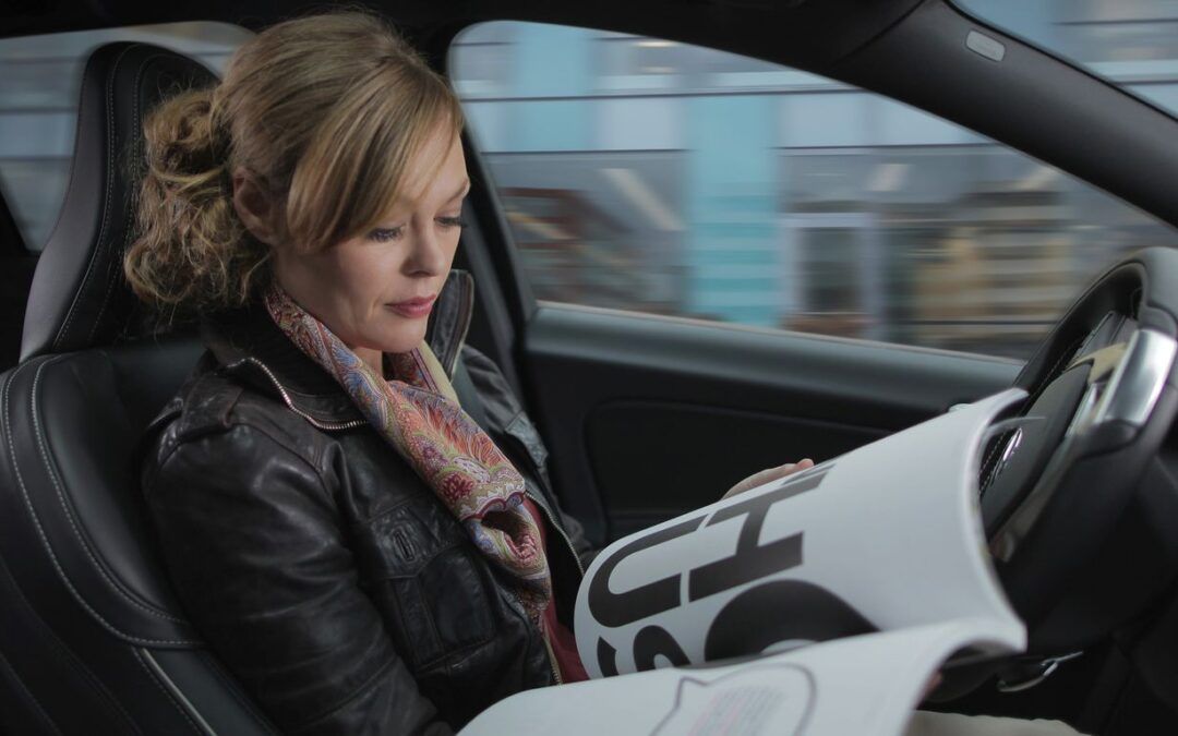 Driverless cars – One step closer to driving oblivion?