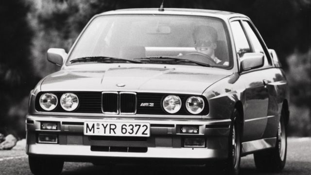 Future Classics: BMW 3 Series (Original E30 Version)