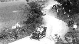 "A century ago Welsh motor sport fans were asking ""Wot's occurring?"""