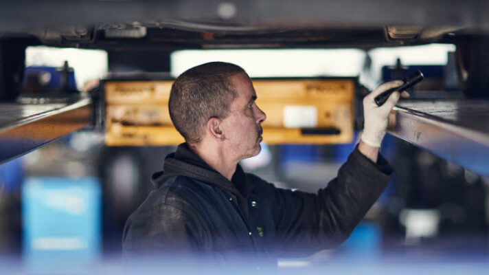 MOT Test extension and breaking the law