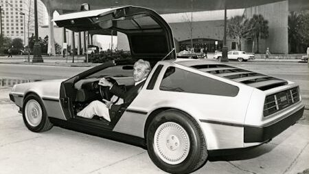 Future Classics: 2 DeLorean DMC-12