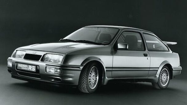 Future Classics: 1 Ford Sierra & Cosworth