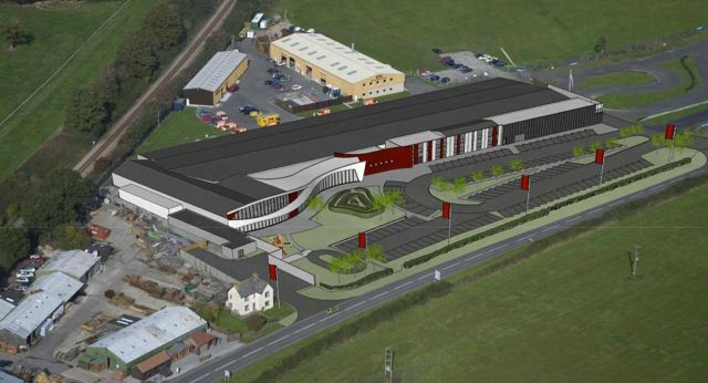 West Country motor museum expands