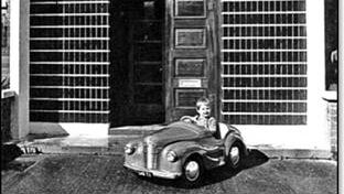 When car making really was child's play
