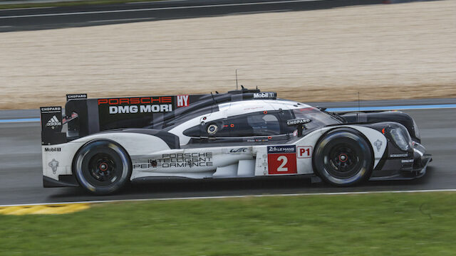 Porsche goes from pole to podium at Le Mans