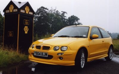 Future Classics: MG Z Series from 2001