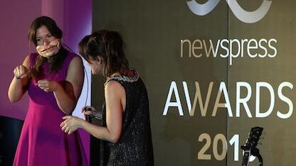 Newspress Awards making the news