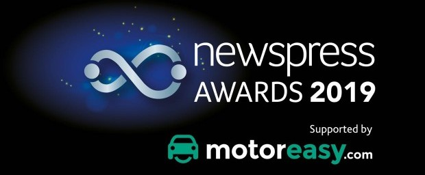 Newspress Awards have it covered by MotorEasy