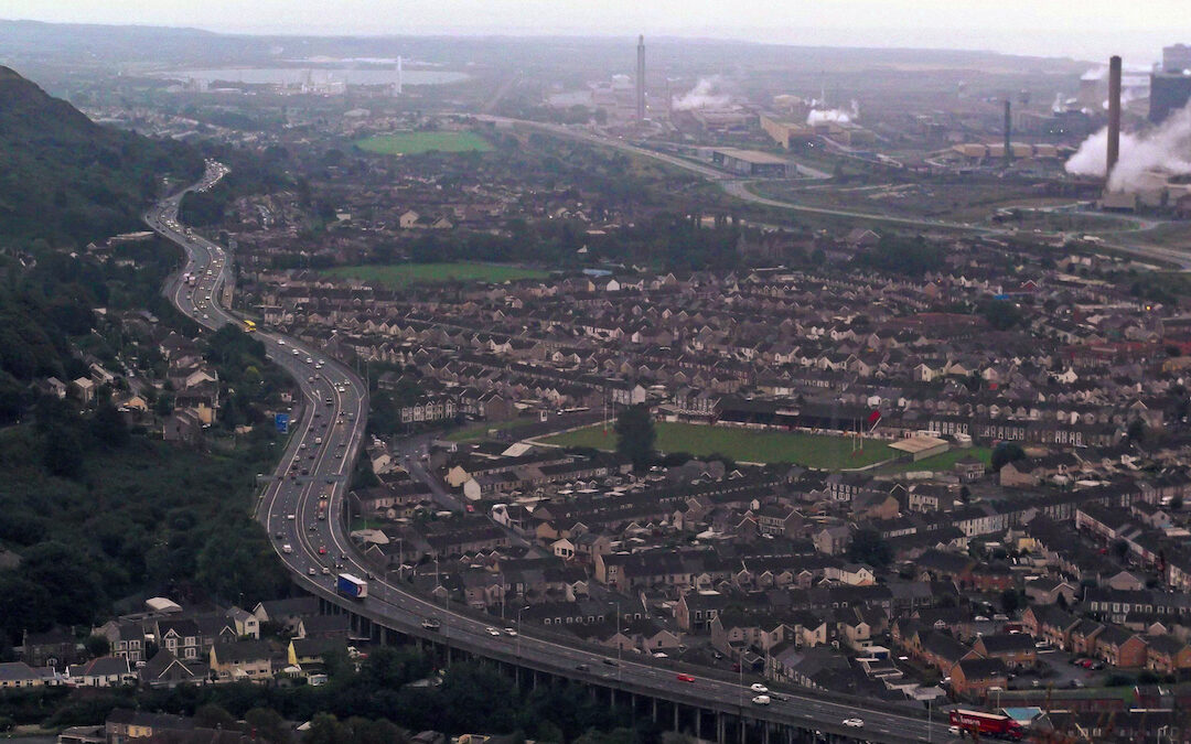 The Welsh M1 and what was Britain's most expensive road