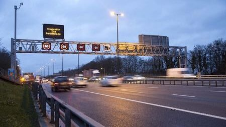 Action plan promises improved safety on 'Smart' motorways