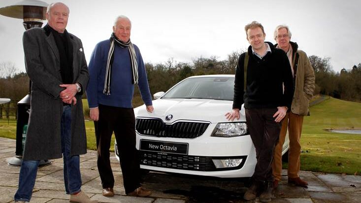 Skoda bring a smile to the Western Group