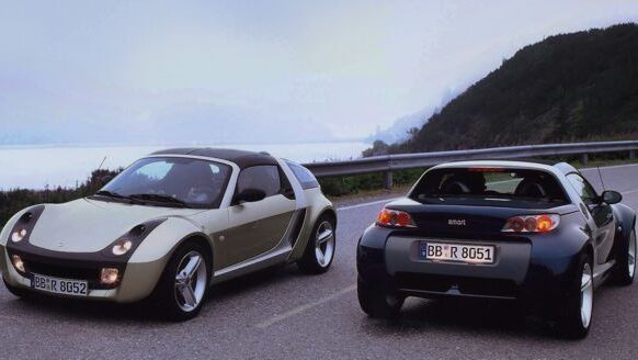 Future Classics: 12 Smart Roadster