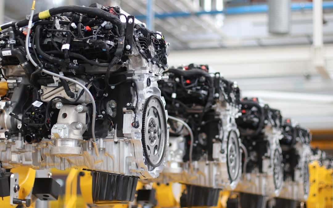 JLR moves engine production from Wales