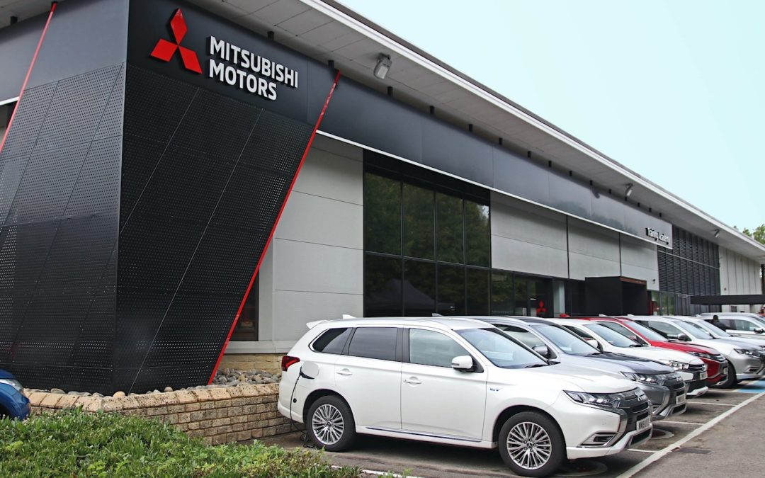 Mitsubishi cars will stop being sold in the UK and Europe.