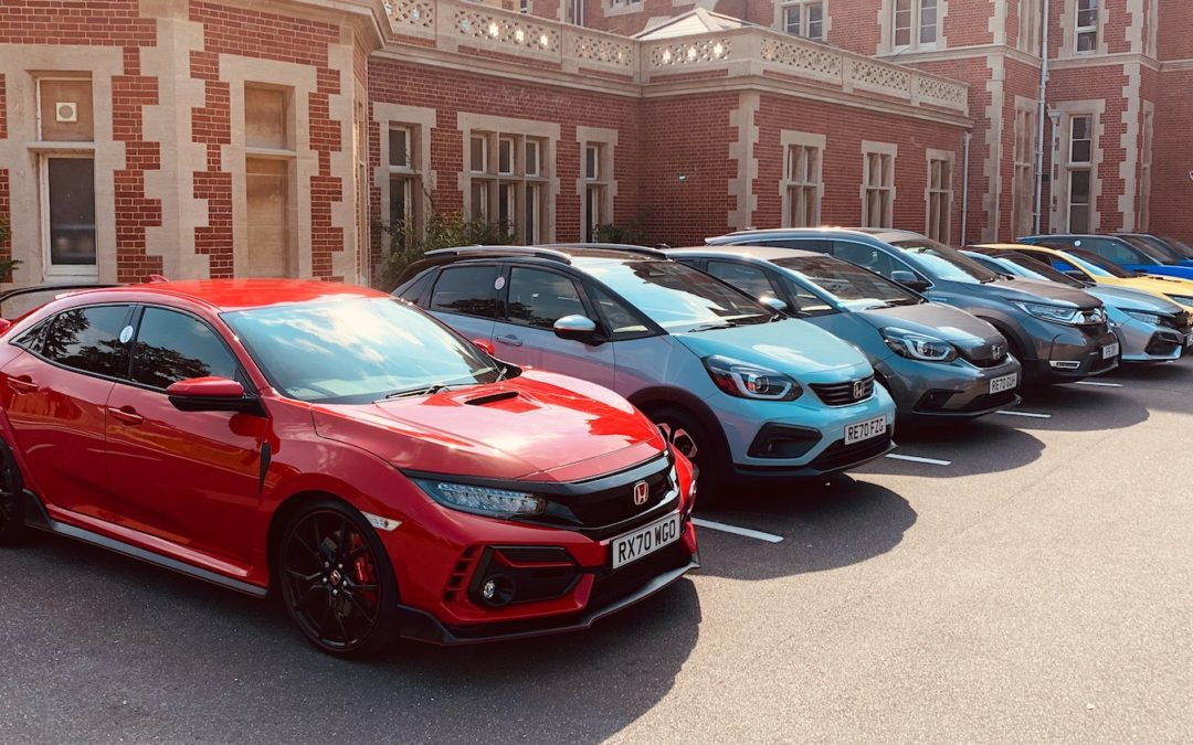 Western Group Event hosted by Honda at Easthampstead Park